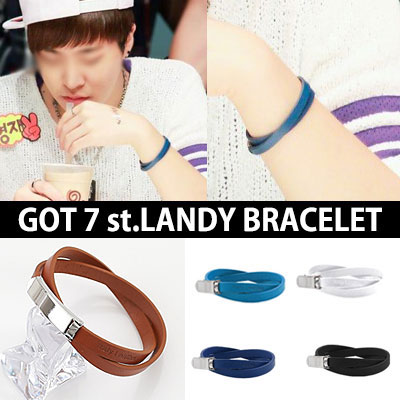 GOT7st.LANDY BRACELET(5color)