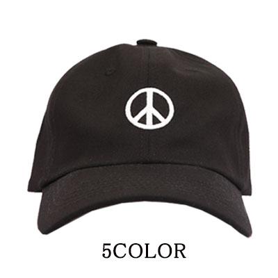 ★ to choose 5 color ★PGL PEACE MARK BALL CAP