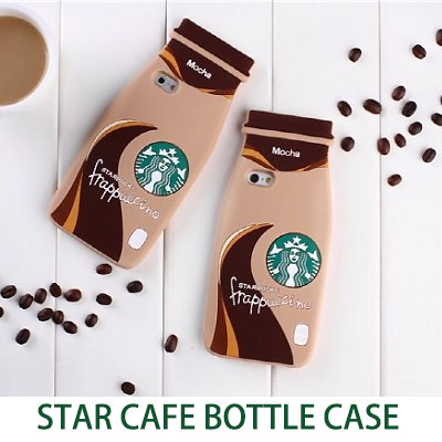 STARBUCKS CAFE FRAPPUCCINO BOTTLE PHONE CASE