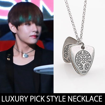 [BTS STYLE!] Luxury TAG necklace