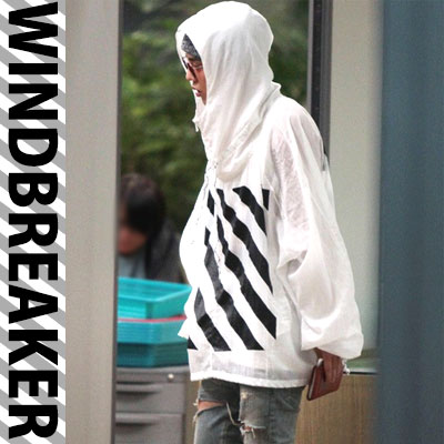 [G-DRAGON, BEAST チャン・ヒョンスン, EXO KRIS STYLE!]  (Purchase as a set and get 5% off) Wind breaker (Unisex · 2COLOR)