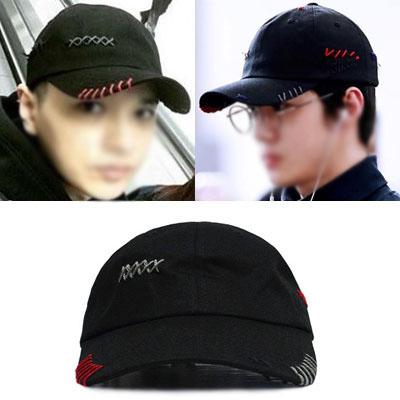 SONG MINHO,EXO,K-POP STAR STYLE! CREWEL BALL CAP