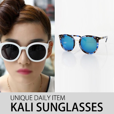 SIMPLE FRAME or DESIGN FRAME! KALI SUNGLASSES(4COLOR)