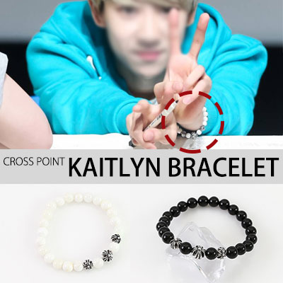 [SEVENTEEN STYLE!]CROSS POINT KAITLYN BRACELET