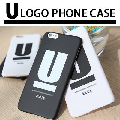 U LOGO PHONE CASE