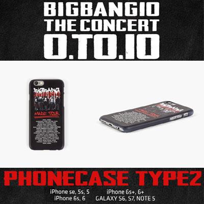【OFFICIAL GOODS】BIGBANG OFFICIAL GOODS SMARTPHONE CASE TYPE2(iPhone、Galaxy)/iPhone CASE/Galaxy CASE