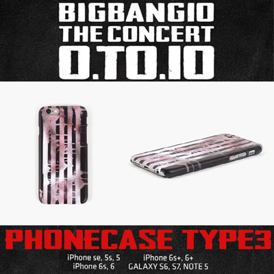 <OFFICIAL GOODS>BIGBANG OFFICIAL GOODS SMARTPHONE CASE TYPE3(iPhone、Galaxy)/iPhone CASE/Galaxy CASE