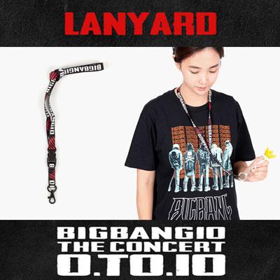 <OFFICIAL GOODS>BIGBANG 10 ANNIVERSARY OFFICIAL GOODS!BIGBANG LANYARD