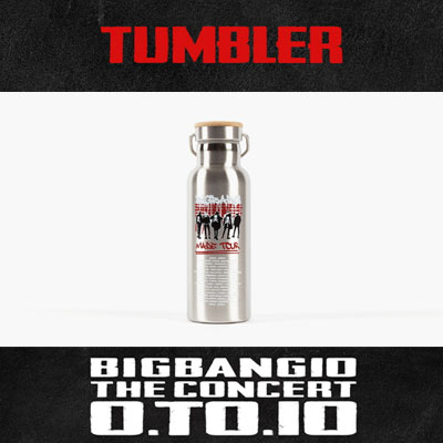 <OFFICIAL GOODS><<BIGBANG MADE>>[10th]BIGBANG TUMBLER