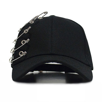 BIG MULTI SAFE PIN BALL CAP