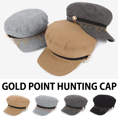 GOLD POINT HUNTING CAP