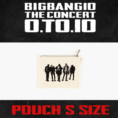 <OFFICIAL GOODS>[BIGBANG MADE][10th]BIGBANG POUCH SMALL