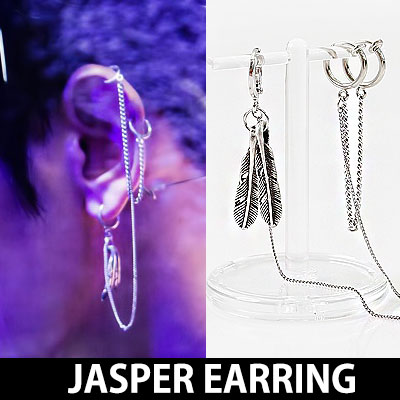 K-POP IDOL EXO ITEM! JASPER EARRING