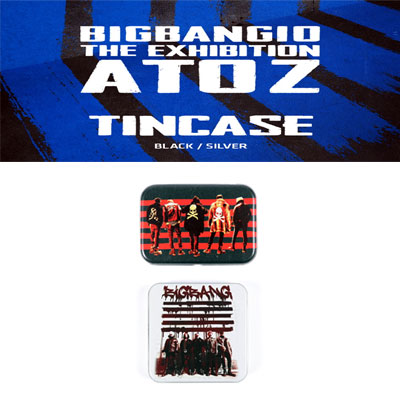 [BIGBANG OFFICIAL GOODS]BIGBANG MADE/BIGBANG TIN BOX
