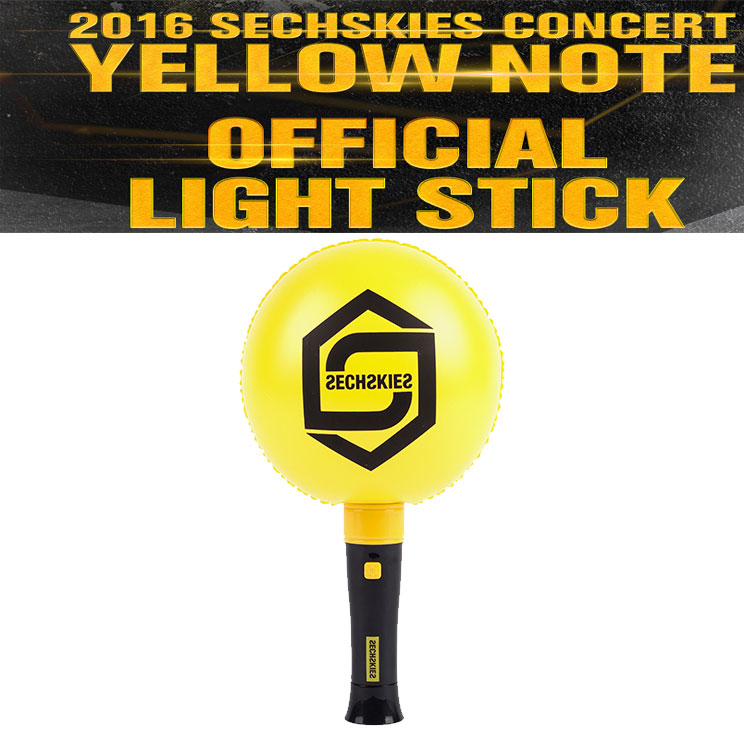 [BIGBANG OFFICIAL GOODS]BIGBANG MADE/SECHSKIES OFFICIAL LIGHT STICK
