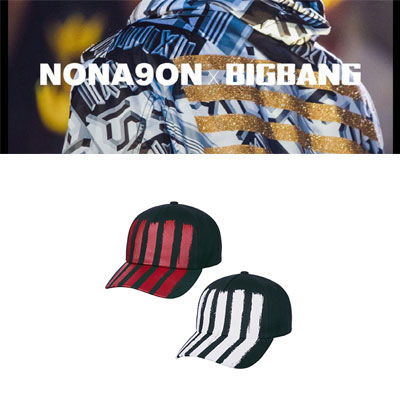 [BIGBANG OFFICIAL GOODS]BIGBANG MADE/NONAGON x BIGBANG COLLABORATION BALLCA