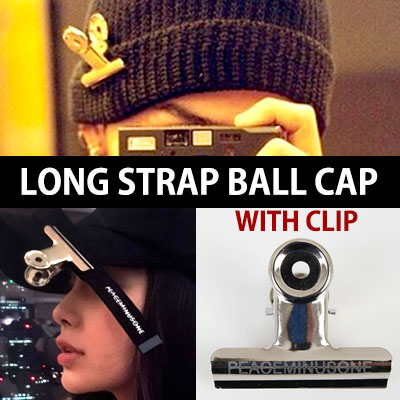 ONLY CLIP SPECIAL LOGO PRINT CRIP/G-DRAGON STYLE