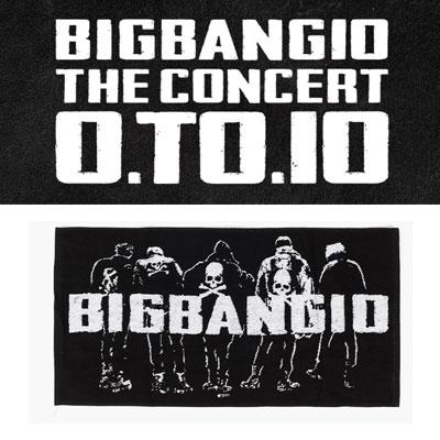 [BIGBANG OFFICIAL GOODS]BIGBANG MADE/[10th]BIGBANG CHEERING TOWEL SMALL