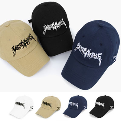 STREET CALLIGRAPHY POINT BALL CAP