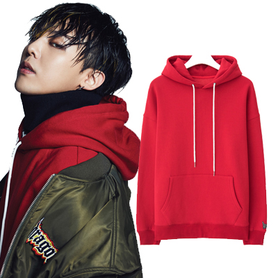 2016 FW [8 X GD's PICK]Over Fit Lettering Hoodie GD G-DRAGON Colaboration 8SECONDS