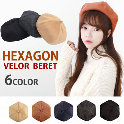 HEXAGON VELOR BERET