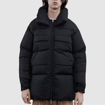DUCKDOWN 100% PADDED JACKET