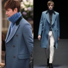 "★ High Quality ★ Korea drama ""The Heirs"" Day Min Ho style G Equestrian double long coat"
