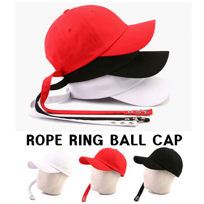 ROPE RING BALL CAP