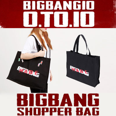 【officail goods】(original goods)BIGBANG SHOPPER BAG