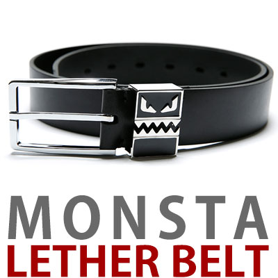 MONSTER LEATHER BELT