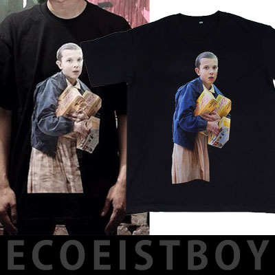 EGOIST BOY SHORT SLEEVE T-SHIRT