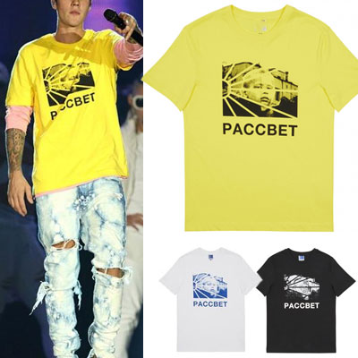JUSTIN BIEBER st! SUNSHINE BOY SHORT SLEEVE T-SHIRTS