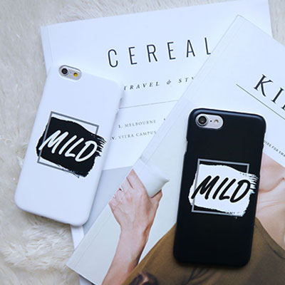 [HARD&TOUGH]Mild Hard Phone Case(2color)