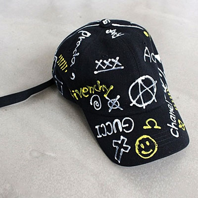 LIMITED LOGO HANDMADE BALL CAP