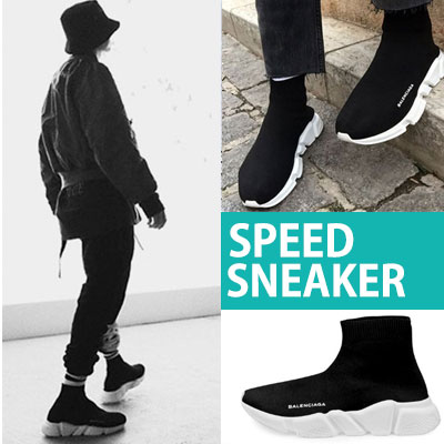 [UNISEX][23.0~27.5cm]G-DRAGON,SANDARA,F(x) ST.SPEED RUNNER SNEAKERS