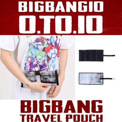 【officail goods】(original goods)BIGBANG TRAVEL POUCH