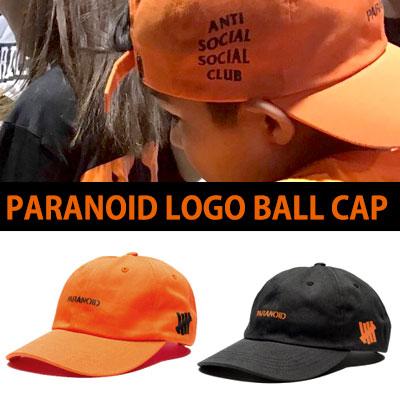 PARANOIDE LOGO BALL CAP