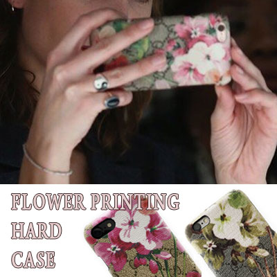 CANVAS FLOWER PHONE CASE/ iPhone ONLY