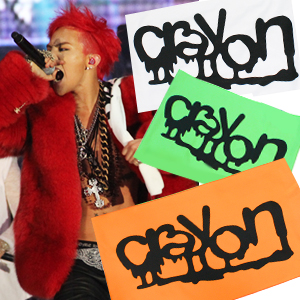 ★DAY SHIPPING★ Towels of G-DRAGON CRAYON ★ cheer cheering towel Gee Dragon of the dome tour !!! 3TYPE