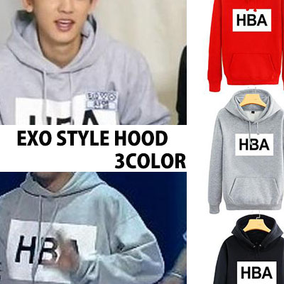 ★DAY SHIPPING★ KIRANG production commodity ★ HBA style of Parker (3 colors) # overseas popular fashion