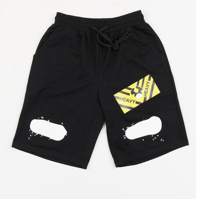 MIRROR MIRROR LOGO SHORTS PANTS
