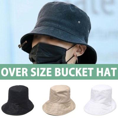 OVERSIZE BUCKET HAT
