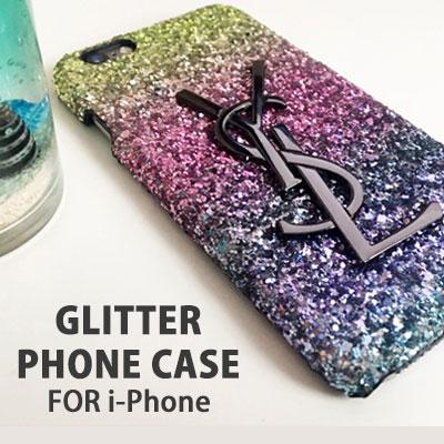 Glitter Phone Case / iPhone /iPhone6s, iPhone6sPlus, iPhone7, iPhone7Plus