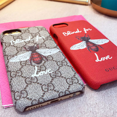 Blind for LOVE X BEE  PRINTING iPhone CASE