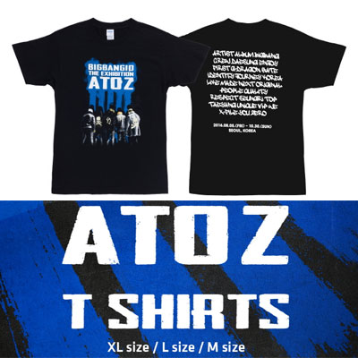 【Official Goods】[AtoZ] BIGBANG T-SHIRTS