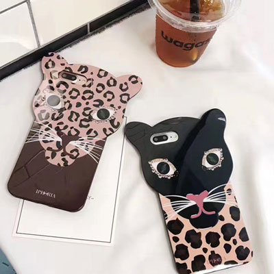 LEOPARD i-PHONE CASE (6S/6SPLUS/7/7PLUS)