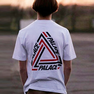 TRIANGLE MARK SHORT SLEEVE T-SHIRTS