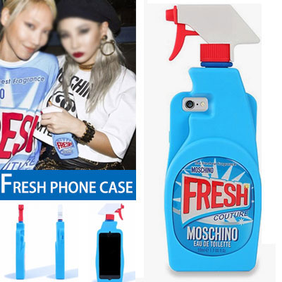 [RE-STOCK] 2NE1 C.L STYLE!IPhone Cases!FRESH PHONE CASE(iPhone 5S/iPhone6S/iPhone 6S+)