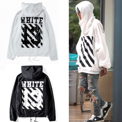 G-DRAGON BEASTEXO STYLE! WIND BREAKER JACKET