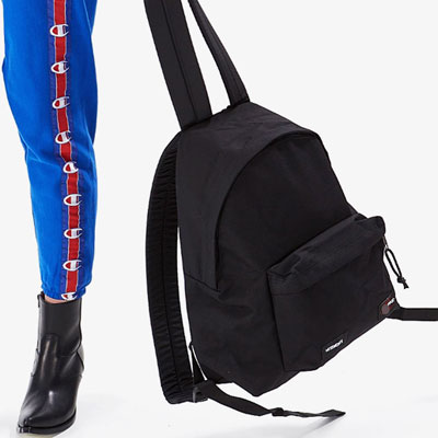 BIGBANG g-dragon st.UNIQUE BLACK BACK PACK